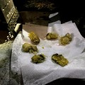 Photos: 牡蠣天ぷら出来上がり