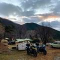 Photos: つかの間の朝焼け