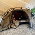 今回はクイックキャンプのワンタッチテント
