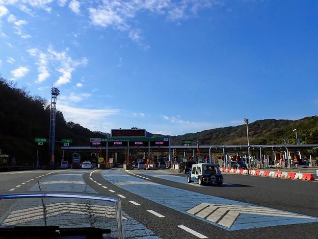 須磨から有料道で一気に淡路島へ