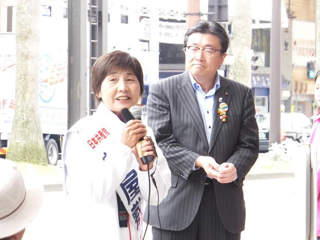 県議選スタート (7)
