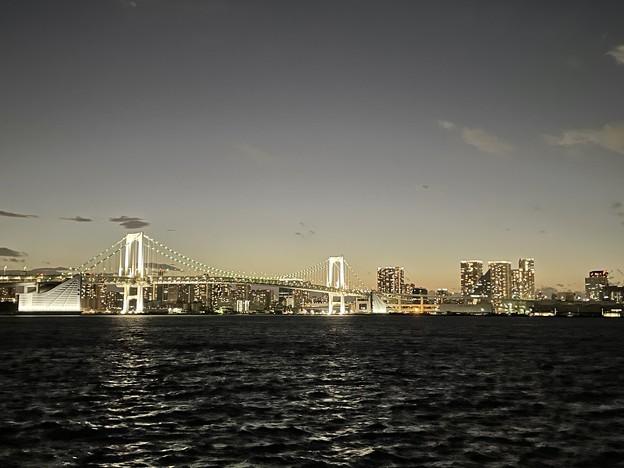Photos: 宵のレインボー