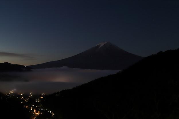 Photos: 雲上へ