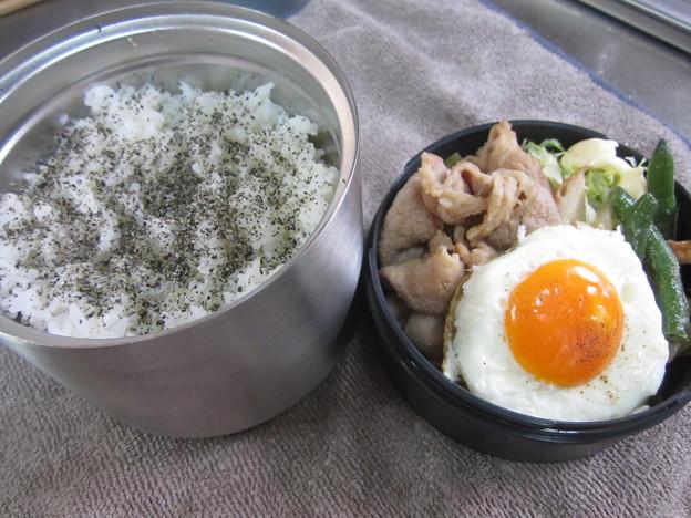 豚味噌炒め弁当 06Feb.Tue.