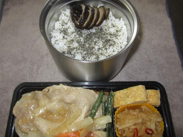味噌漬け豚弁当 09July Mon.