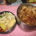 Photos: 豚丼弁当 28Nov.Thu.