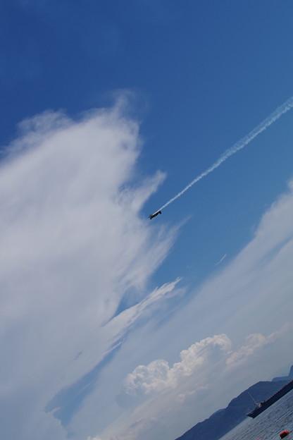 「走る雲を追いかけて」