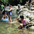 写真: 夏日戲水