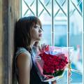 写真: 薔薇と君と。