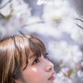 Photos: 桜の女神