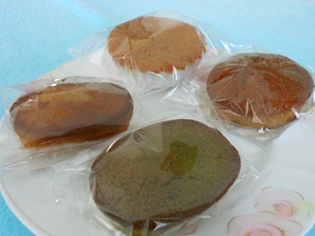 用賀*リョウラの焼菓子1