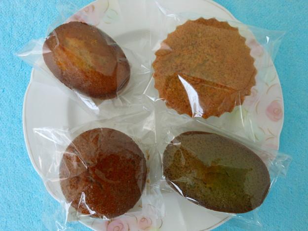 用賀*リョウラの焼菓子2