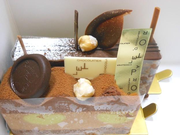 パレドオールのチョコレートケーキ2種♪