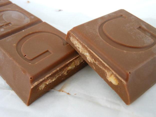 GODIVA*ミルクチョコレートwithマカダミア3