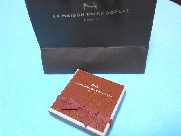 ラ・メゾン・デュ・ショコラのチョコレート1