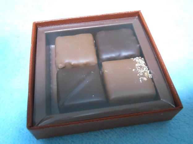 ラ・メゾン・デュ・ショコラのチョコレート3