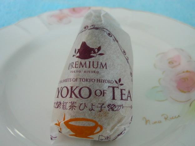 東京ひよこ限定*紅茶ひよこ3
