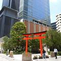 写真: 日本橋*福徳神社2