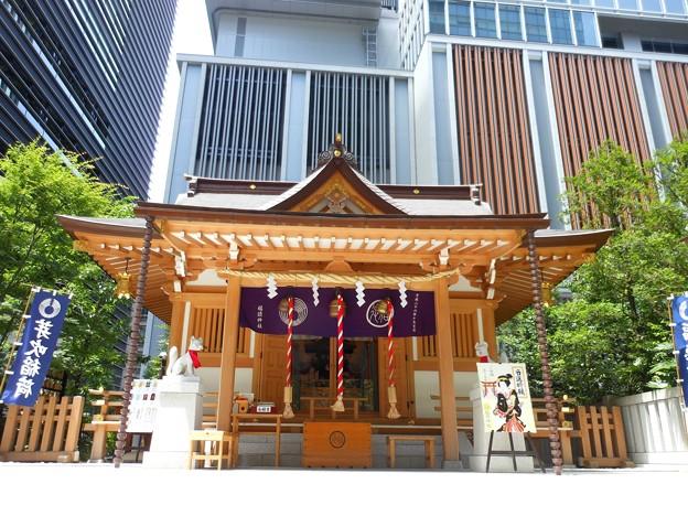 日本橋*福徳神社4