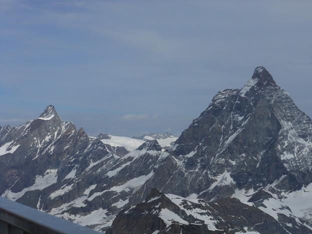 スイス ツェルマット マッターホルン・グレシャー・パラダイス