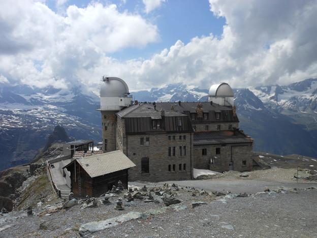 スイス ゴルナーグラート展望台