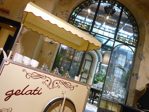 イタリア フィレンツェ リチャード・ジノリ本店8