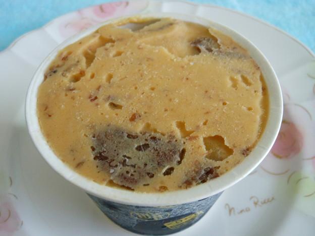 足立音衛門*栗のアイスクリーム3