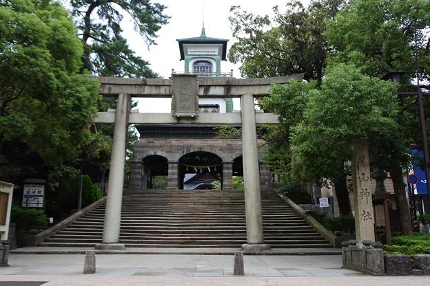 金沢*尾山神社1