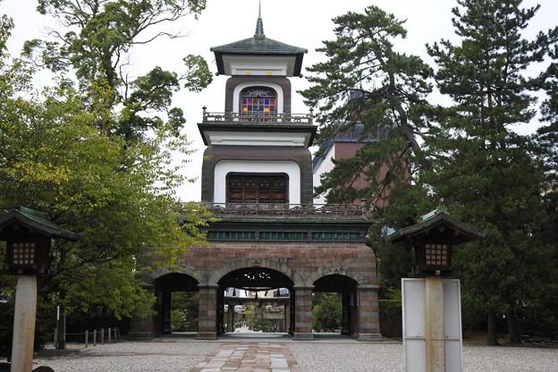 金沢*尾山神社2