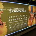 写真: 六本木ヒルズ・ストラディヴァリウス300年目のキセキ展8