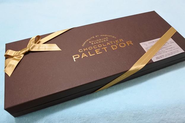 Photos: パレドオールのチョコレート1