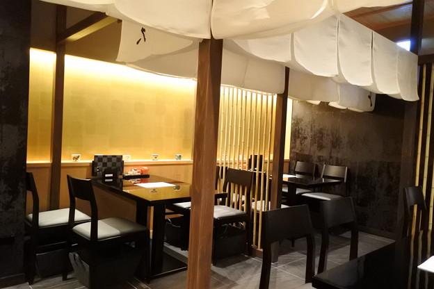 日本ばし やぶ久 銀座店2