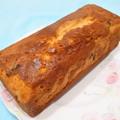 足立音衛門*桜のパウンドケーキ2