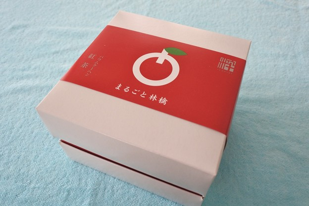 長野県・旬粋*まるごと林檎 紅茶バウムクーヘン1