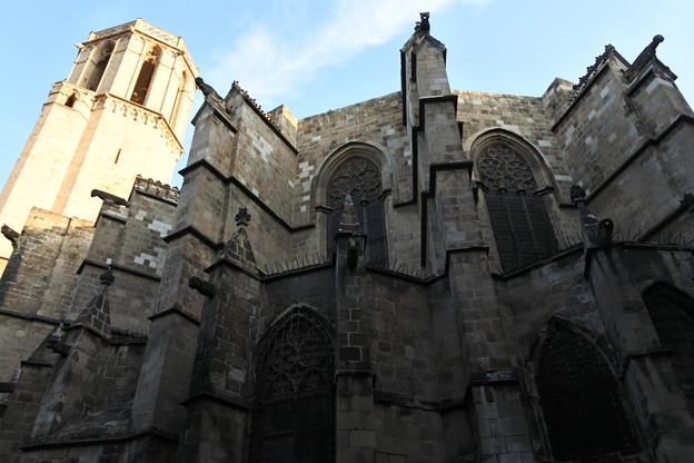 サンタ エウラリア教会1