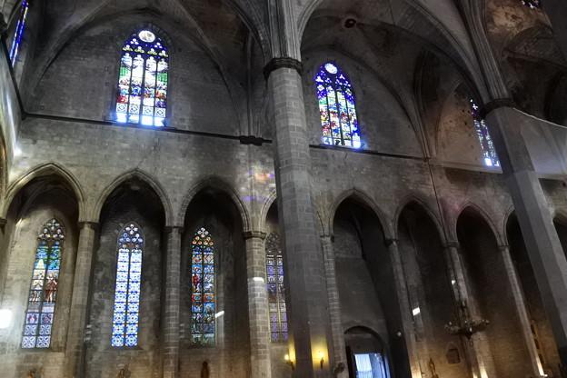 バルセロナ*海の聖母マリア教会2
