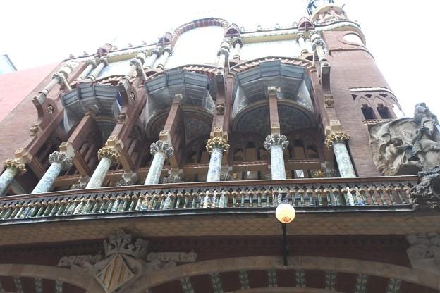 バルセロナ*カタルーニャ音楽堂1
