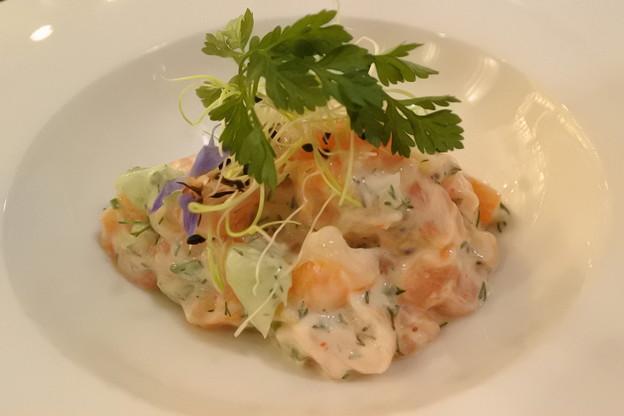 パリのビストロ「LE BRUN」の料理3