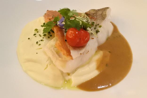 パリのビストロ「LE BRUN」の料理5