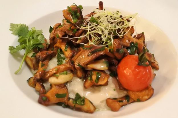 パリのビストロ「LE BRUN」の料理7