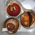 Photos: 明治記念館*菓乃実の杜(かのみのもり)のケーキ1