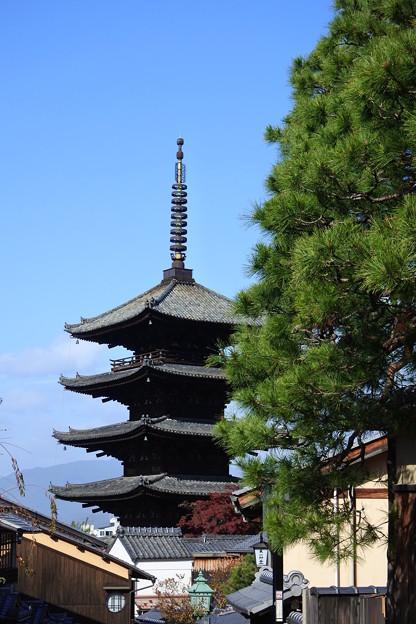 Photos: 京都*八坂の塔