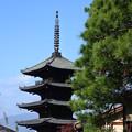 京都*八坂の塔