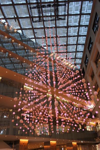 丸の内・南口*KITTEのクリスマスツリー2