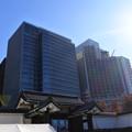 Photos: 皇居・大手門と高僧ビル