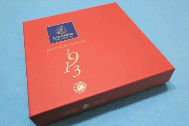 レオニダスのチョコレート2