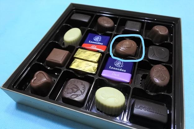レオニダスのチョコレート4