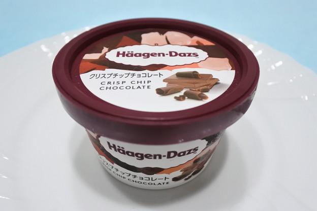 ハーゲンダッツ*クリスプチップチョコレート1