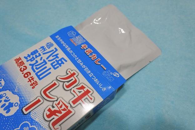 信州八ヶ岳野辺山 牛乳カレー2