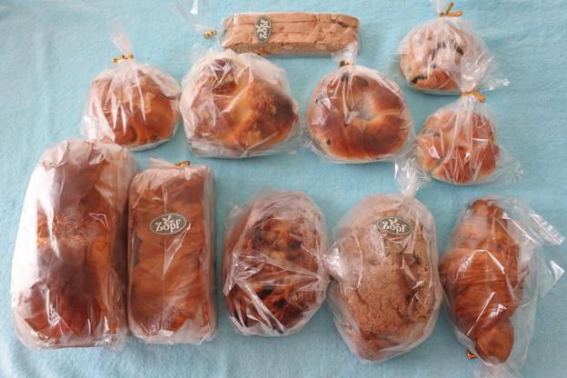 千葉県松戸市*Zopfのパンをお取り寄せ♪4